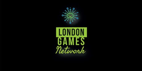 London Games Network : Launch Event! tickets