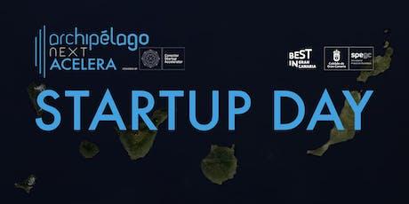 Startup Day Archipélago Next Acelera by Conector entradas
