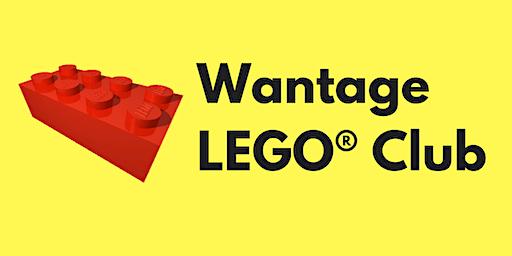 Wantage LEGO® Club 14th March 2020