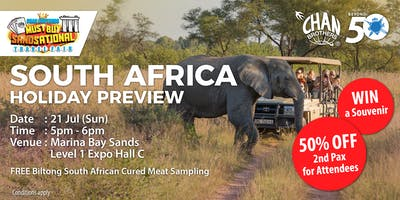 South Africa Holiday Preview