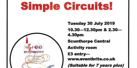 Simple Circuits tickets