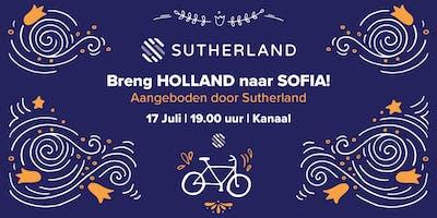 Breng Holland naar Sofia, aangeboden door Sutherland!