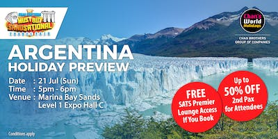 Argentina Holiday Preview