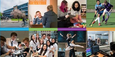 Worcester Sixth Form College Open Event - October 2019