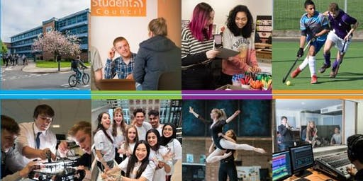 Worcester Sixth Form College Open Event - November 2019