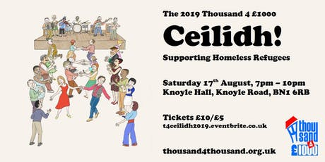 Thousand 4 £1000 Ceilidh 2019 tickets