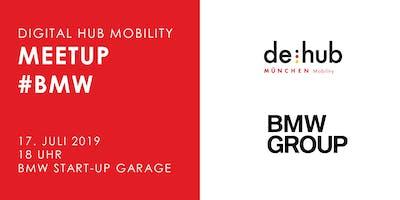 Digital Hub Mobility Meet-up #BMW