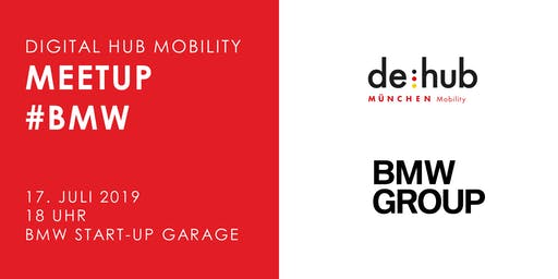 Digital Hub Mobility Meet-up #BMW