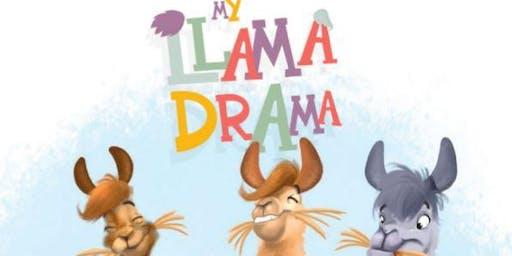 My Llama Drama!