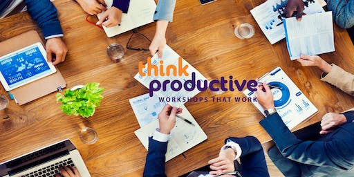 """Public Workshop """"How to be a Productivity Ninja (Full Day)"""" (London) 22nd August 2019"""