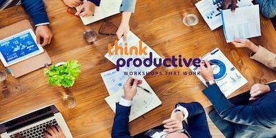 Public Workshop How to be a Productivity Ninja (Birmingham) 15th Oct 2020