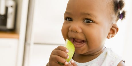 Introduction to Solid Foods - follow on, Borehamwood, 10:00 - 11:30, 03/10/2019 tickets