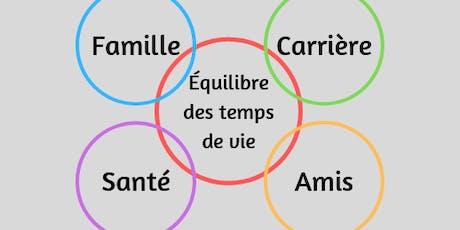 """Workshop QVT #2 : """"Relation des femmes et des hommes au travail"""" billets"""