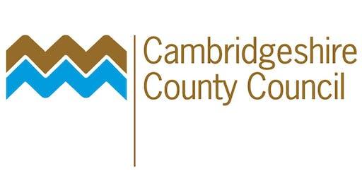 Meet The Commissioner - Cambridgeshire & Peterborough