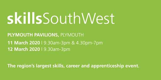 Skills South West 2020 - School / College Registration