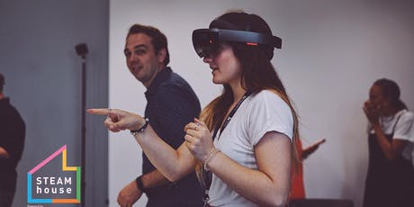 Games Design 101: An introduction to extended reality and future technology tickets