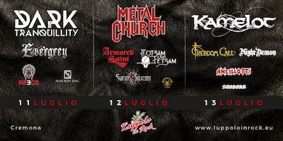 """Luppolo In Rock 2019 - Abbonamento """"Headbanger"""" 3"""