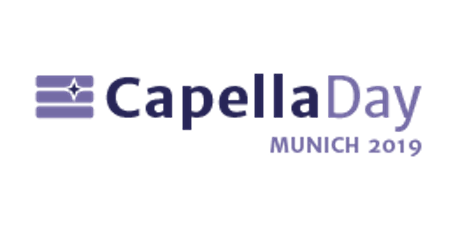 Capella Day 2019 at Munich Tickets