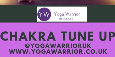 Yoga Warrior Chakra Tune Up Workshop