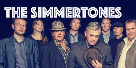 The Simmertones tickets