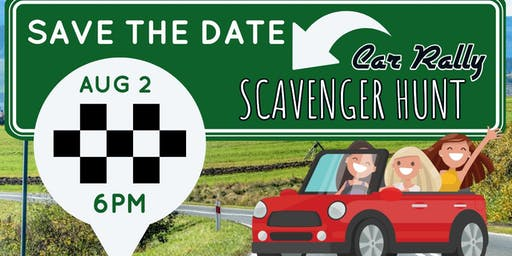 Car Scavenger Hunt - Ministry to Women