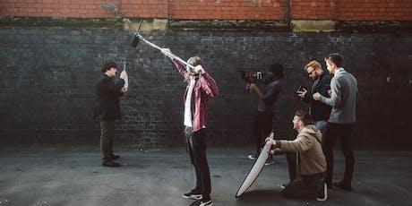 SAE Glasgow Workshop - Audio and Digital Film Production  tickets