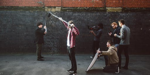 SAE Glasgow Workshop - Audio and Digital Film Production