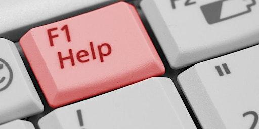 Digital Helpdesk (Tarleton) #digiskills