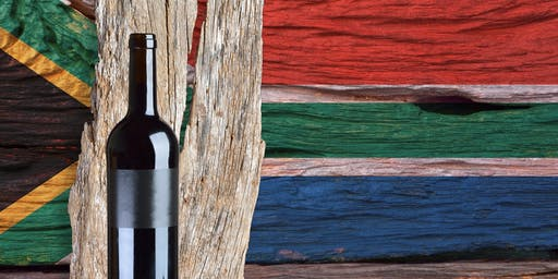 Wine Tasting Fundraiser with South African Wines