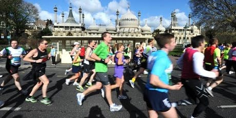 Brighton Marathon - 2020 - Free Charity Place (brainstrust) tickets