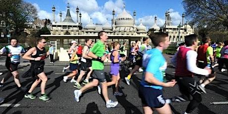 Brighton Marathon - 2020 - Free Charity Place (brainstrust) tickets