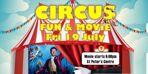 Circus fun and movie