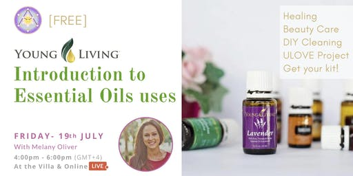 [FREE] Introduction to Essentials Oils uses - Young Living