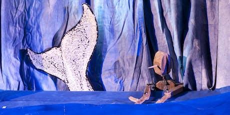 GIROVAGARTE - I FANTAGHIRO' - Pinocchio biglietti