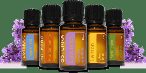 Tam's Oils: Balancing Emotions