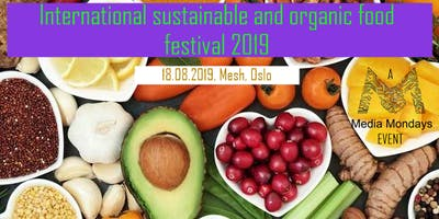 International sustainable and organic food festival 2019