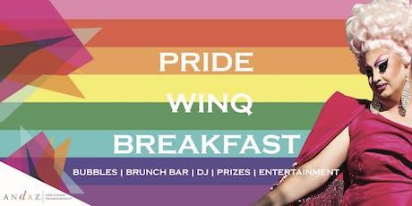 Andaz x Winq: Pre-Pride Rainbow Breakfast tickets
