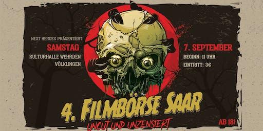 """4. Filmbörse Saar - """"Uncut & Unzensiert"""""""