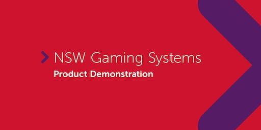 NSW Gaming Systems | Product Demonstration