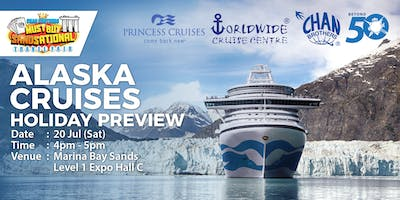 Alaska Cruises Holiday Preview