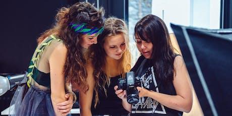 Hidden Talent in Devon x Young Arts Summer Workshop: Film tickets