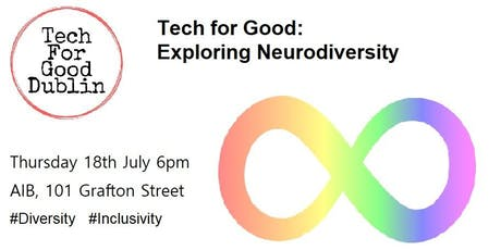 Tech for Good: Exploring Neurodiversity tickets