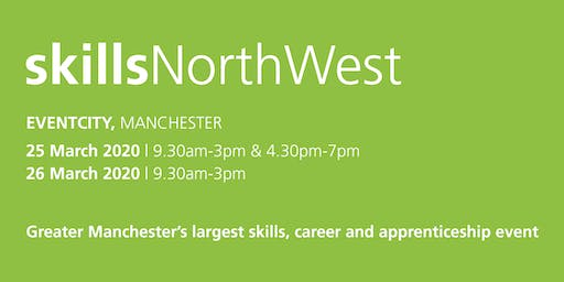 Skills North West 2020 - School / College Registration