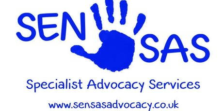 Parent Talk - Education, Health and Care Plans: Transition to secondary  with Sunil Chothi of SENSAS  tickets