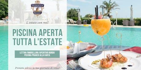 Estate all'Augustus Resort biglietti