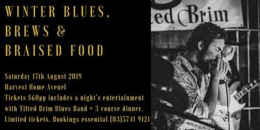 Winter Blues, Brews, & Braised.