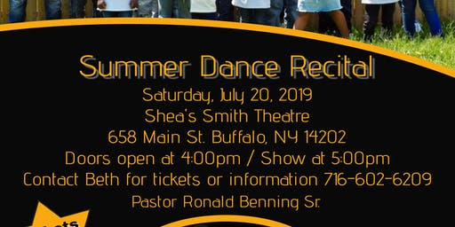 King Solomon Summer Dance Recital