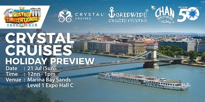 Crystal Cruises Holiday Preview