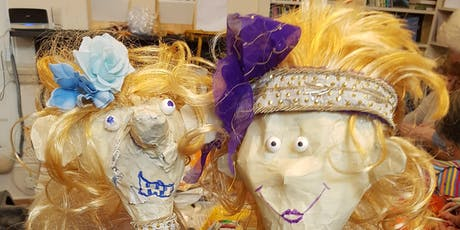 Halloween Puppet Workshop with Holly Miller tickets