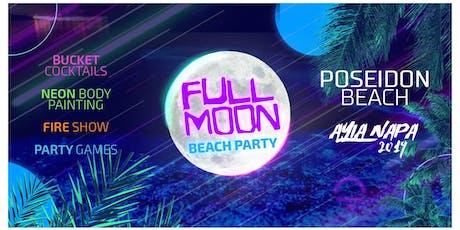 Full Moon Beach Party tickets